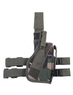 Funda Tactica pistola, pierna derecha.
