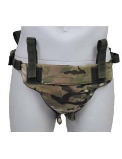 Protector Pélvico MTP, Ejército Británico
