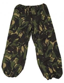 Pantalón lluvia DPM, Ejército Británico.