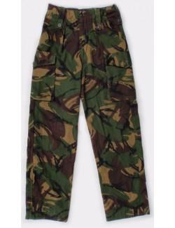 "Pantalones ""Temperate"" DPM, Ejército Británico."