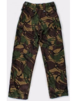 Pantalón militar TEMPERATE DPM Ejército Británico