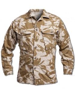 Chaqueta DDPM, Ejército Británico