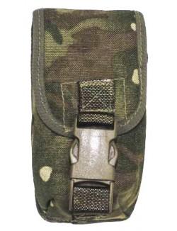 Pouch Granada Humo MTP, Ejército Británico