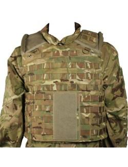 Chaleco Osprey MK4 MTP (Cuerpo), Ejército Británico