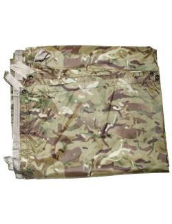 Basha MTP, Ejército Británico