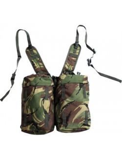 Trinchas bagpack DPM, Ejército Británico.