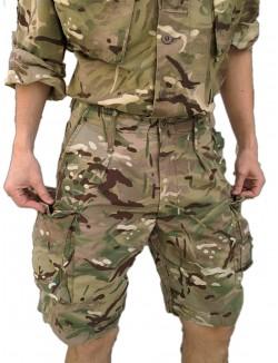 Bermuda MTP, Ejército Británico