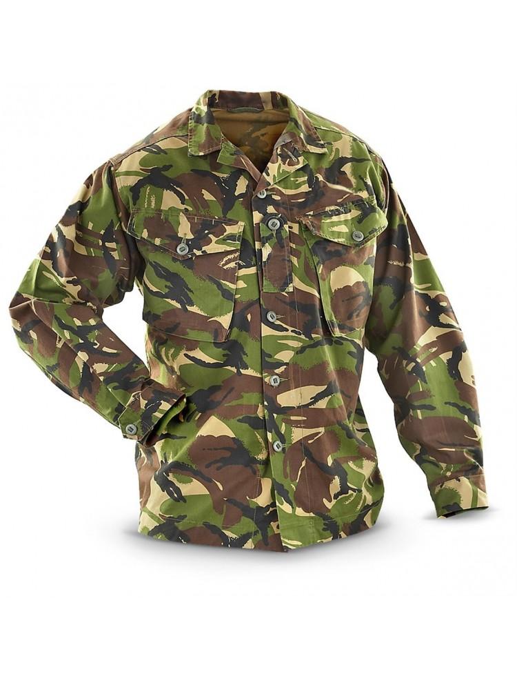 Chaqueta DPM, Ejército Británico