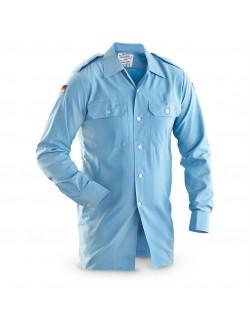 Camisa azul Navy Alemania. Original