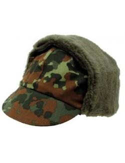 Gorra invierno Flecktarn, Ejército Alemán