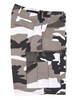 Bermuda militar US BDU camuflaje Urban