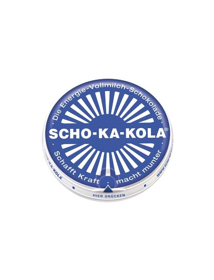 Scho-Ka-Kola con leche.