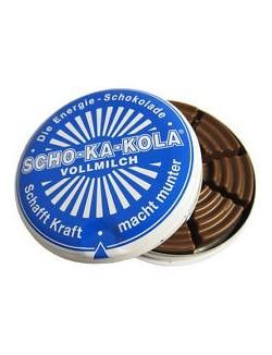 Scho-Ka-Kola con leche, 16 porciones