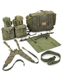 Trinchas M58 OD, Ejército Británico