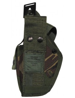 Pistolera DPM, Ejército Británico.