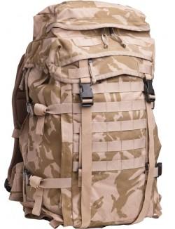 Mochila 45L DDPM, Ejército Británico