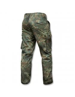 Pantalón militar Flecktarn Ejército Alemán Original