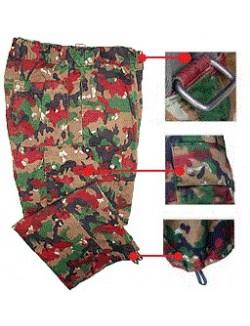 Pantalón Alpentarn M83, Ejército Suizo. Original