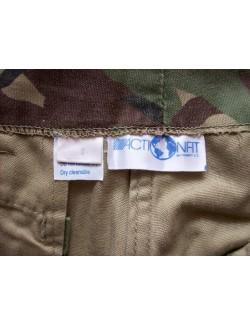 Camisa manga larga DPM, Bofutatsuana