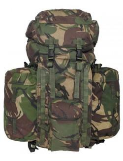 Mochila PLCE short, DPM, Ejército Británico