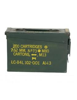 Caja de munición OTAN