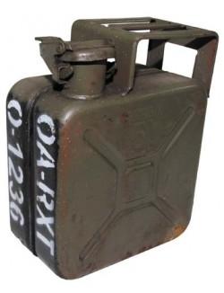 Lata de gasolina 5L