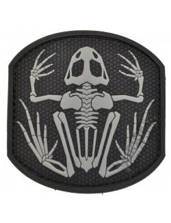 Parche PVC Frog Skeleton