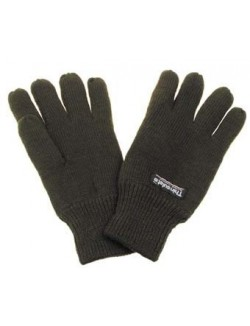 Guantes Thinsulate, Verdes