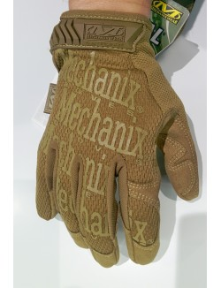 Guantes Mechanix Original®, Coyote