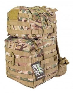 Mochila Assault Pack BTP, 40L
