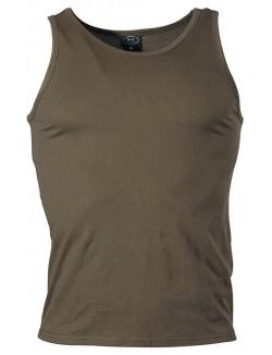 Camiseta de tirantes, Verde OD