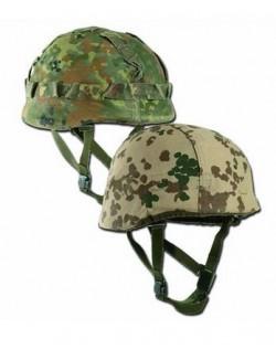 Funda Fleck-Tropentarn Reversible, Ejército Alemán
