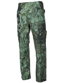 Pantalón US BDU Hunter Green, Rip Stop