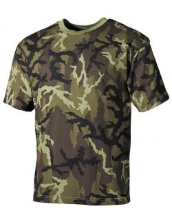 Camiseta CZ Camo, 100% algodón