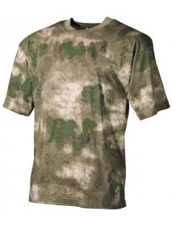 Camiseta HDT-FG Camo, 100% algodón
