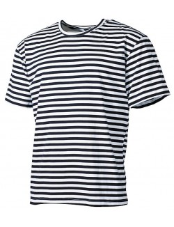 CamisetaRussian Navy, 100% algodón