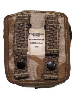 Pouch médico, Osprey, DDPM, ejército británico