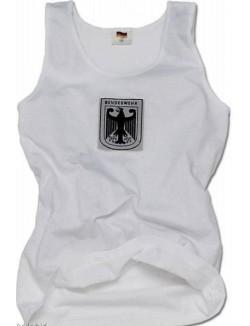 Camiseta de tirantes, con logo Bundeswehr