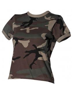 Camiseta de chica, Urban Camo