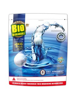 BB's G&G 0,25 Bio 1 Kg