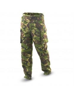 Pantalón DPM, Ejército Británico