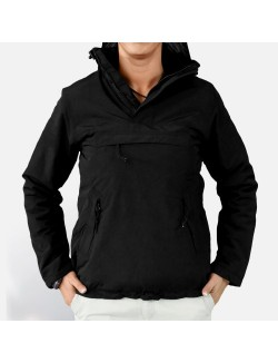 Windbreaker para Chicas con forro, color Negro