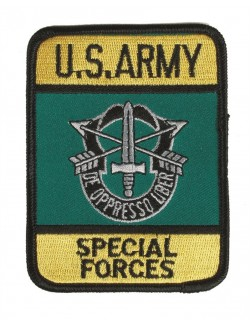 Parche US, Special Forces