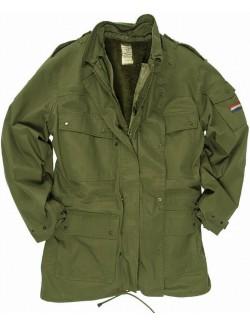 Parka tricapa OD, Ejército Holandés
