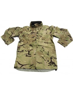 Gore-Tex Lightweight MTP, Ejército Británico