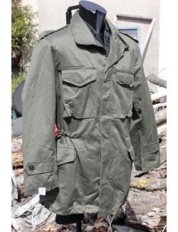 Parka M65 OD Green, Ejército Griego