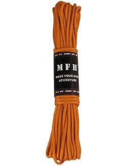 Rollo cuerda Paracord 15 m, varios colores