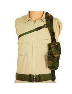 Pistolera Sobaquera DPM, Ejército Británico