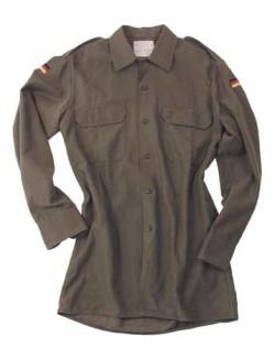 Camisa OD Geen, Ejército Alemán