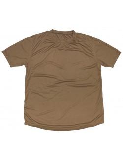 Camiseta Ejército inglés, coyote tan, usada